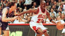 """""""Michael Jordan je podvodník,"""" říká bývalý spoluhráč Horace Grant"""