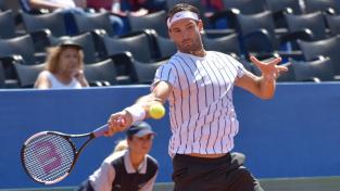 Tenista Grigor Dimitrov byl pozitivně testován na COVID-19. Novak Djokovič odmítá očkování